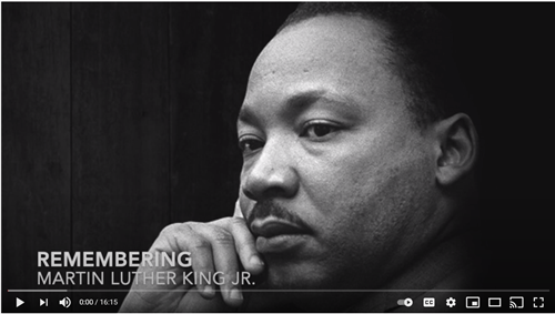 Remembering MLK Jr.