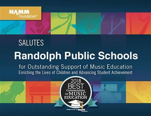 Randolph Public School District District Homepage