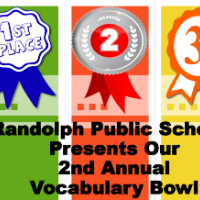 Randolph Public Schools Presents Our 2nd Annual Vocabulary Bowl